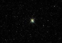 Обнаружена звезда с самыми крупными запасами лития