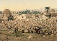 Уникальные цветные фото Сирии, сделанные в XIX веке