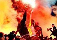 Татарстанских футбольных фанатов признали экстремистами
