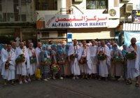 800 татарстанских паломников прибыли в Мекку