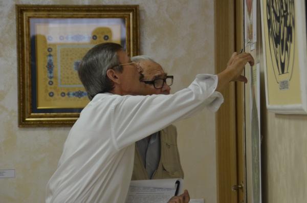 Первый русский каллиграф, получивший признание в мусульманском мире (Фоторепортаж)
