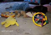 Грудной малыш и его беременная мама погибли в Газе от израильского удара