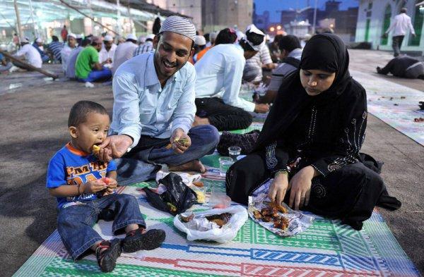 Употребление алкоголя в мусульманских странах не принято.