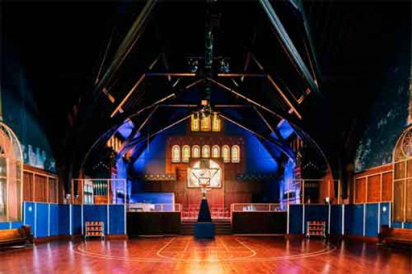 «Храм баскетбола» в Чикаго.
