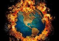 Аэрозоли не спасут от глобального потепления на Земле
