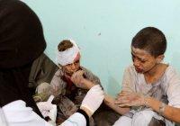 В Йемене разбомбили автобус с десятками детей