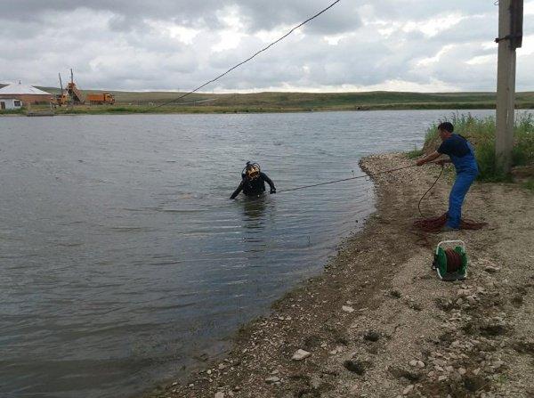 Тело утонувшего имама нашли в реке.
