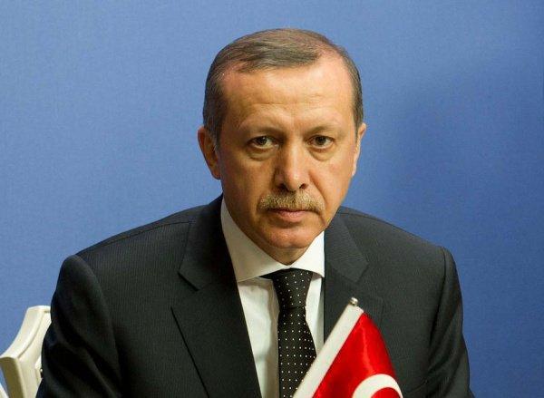 Президент Турции обратился к жителям республики.