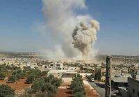 СМИ: 50 человек погибли при взрыве на складе оружия в Идлибе