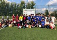 В Бугульме прошел футбольный турнир для мечетей Татарстана