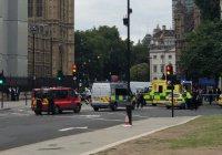 Автомобильный таран в Лондоне может быть терактом