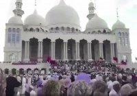 В Китае после акции протеста отложили снос мечети