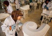 Простые сирийцы учатся восстанавливать культурные ценности в Иордании