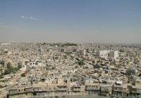 Подземный тоннель боевиков подорвали в Дамаске