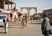 В Афганистане 45 силовиков погибли при атаке талибов