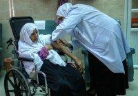В Газе больные раком перестали получать лечение