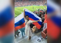 Сирийский волонтер поблагодарила Владимира Путина