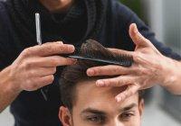 Парикмахерам Ашхабада запретили красить мужчинам волосы