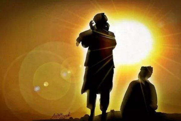 Как был сотворен пророк Адам (мир ему)
