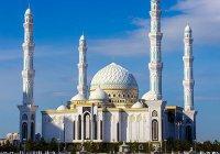 Мечеть в Астане может лишиться титула самой большой в Центральной Азии