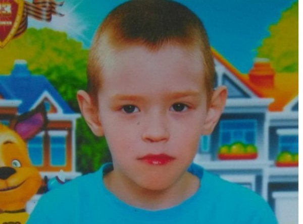 Первым стартовал сбор средств для 7-летнего Бурнина Арсения, который борется с диагнозом аутизм