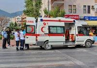 В Турции члены партии Реджепа Эрдогана попали в аварию