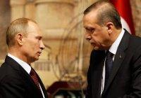 СМИ: Эрдоган и Путин проведут отдельные переговоры в Тегеране