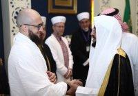 Муфтий Татарстана встретился с министром исламских дел Саудовской Аравии (ФОТО)