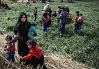 Россия и Турция обсудили возвращение сирийских беженцев на родину