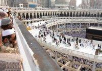Обнародованы последние данные о числе прибывших хаджиев