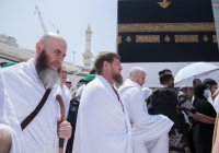 Рамзан Кадыров прибыл на хадж в Мекку (ФОТО)