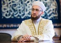 Муфтий Татарстана поздравил мусульман с праздником Курбан-Байрам