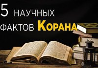 5 научных открытий, подтверждающие аяты Священного Корана