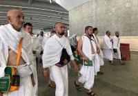 Паломники из Татарстана завершили основные обряды хаджа