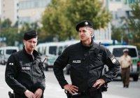 В Берлине арестовали россиянина по подозрению в подготовке теракта