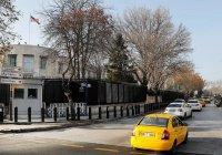 В Анкаре задержаны подозреваемые в обстреле посольства США
