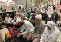 Паломники из Татарстана завершили 3 основных обряда хаджа