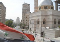 Башар Асад в Курбан-байрам помолился в мечети Дамаска