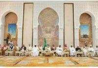 Муфтий Татарстана посетил торжественный королевский прием (ФОТО)