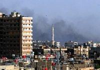 Тысячи мусульман в Дамаске отпраздновали Курбан-байрам