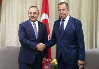 Завтра Сергей Лавров встретится с главой МИД Турции