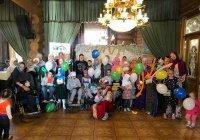 В Казани состоялся детский Курбан-байрам
