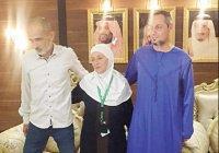 Брат и сестра из Палестины обрели друг друга в хадже