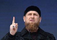 Кадыров пожертвовал миллион на восстановление церкви