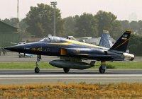 На военной авиабазе в Иране разбился истребитель