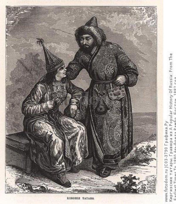 История татар в Кыргызстане: жизнь вдалеке от родины