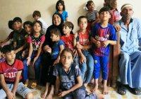 Мусульманская бабушка-рекордсменка живет в Ираке