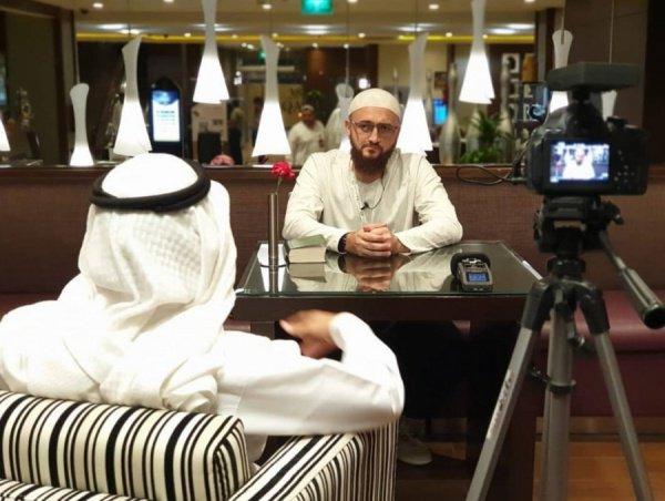 Сотрудники организации заинтересовались историей татарской школы Коран-хафизов и опытом ДУМ РТ по ее возрождению
