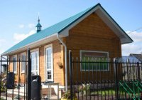 Новая мечеть открылась в Агрызском районе