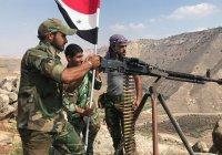 Сирия привлекла бывших боевиков к операции против террористов